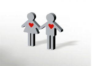 Учимся любить. Любовь — это состояние, в котором находятся два человека, считающие друг друга идеалом.