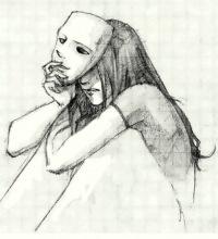 Ложь и страх заставляет нас носить маски